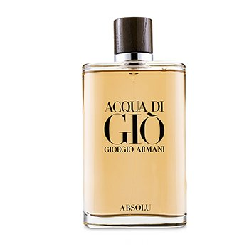 Giorgio Armani Acqua Di Gio Absolu Eau De Parfum Spray 200ml67oz