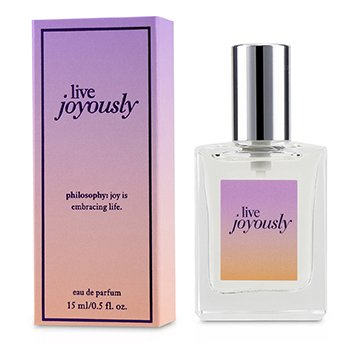 Live Joyously Eau De Parfum Spray  15ml/0.5oz