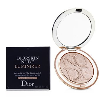 Diorskin Nude Luminizer Shimmering Glow Powder  6g/0.21oz