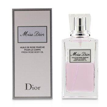 Miss Dior Fresh Rose Body Oil  100ml/3.4oz