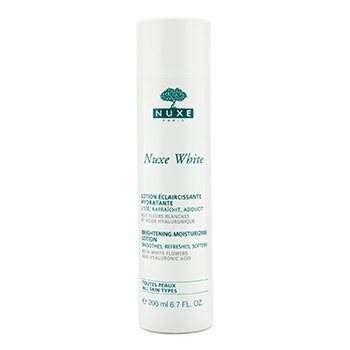 Nuxe White Brightening Moisturizing Lotion (Exp. Date 01/2020)  200ml/6.7oz