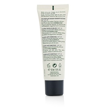 Expert Anti-Taches Anti-Dark Spot Fluid SPF 20 (For Normal Skin) (Exp. Date 01/2020)  50ml/1.6oz