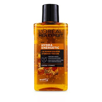 Men Expert Hydra Energetic 2-In-1 Aftershave + Facecare  125ml/4.2oz