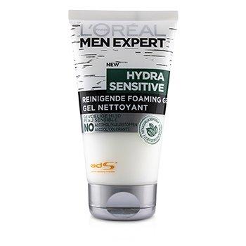 Men Expert Hydra Sensitive Cleansing Foaming Gel  150ml/5oz