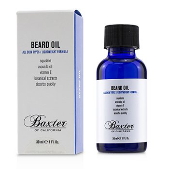 Beard Oil  30ml/1oz