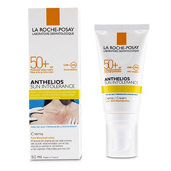 Anthelios Sun Intolerance Creme SPF 50+  50ml/1.7oz