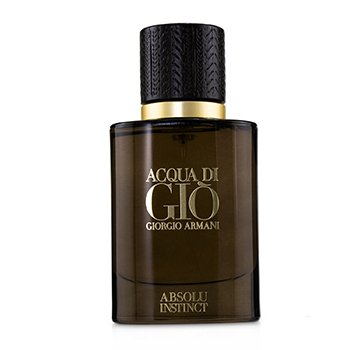 寄情水绝对本能男士香水Acqua Di GioAbsoluInstinctEDP  40ml/1.35oz