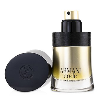 绝对密码男士香水Armani Code Absolu EDP  30ml/1oz