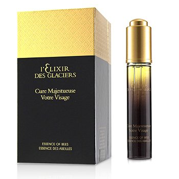 L'Elixir Des Glaciers Cure Majestueuse Votre Visage (Without Cellophane)  12.5ml/0.4oz