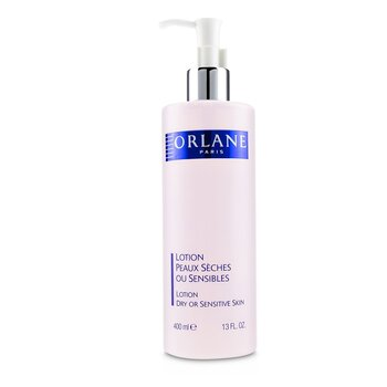 Lotion For Dry or Sensitive Skin (Salon Product)  400ml/13oz