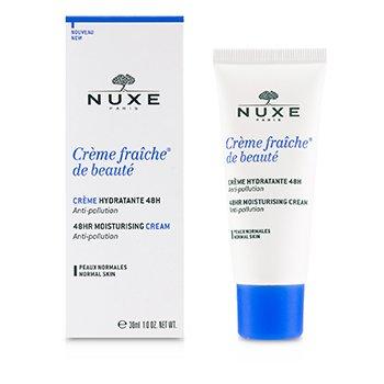 Creme Fraiche De Beaute 48HR Moisturising Cream - For Normal Skin  30ml/1oz