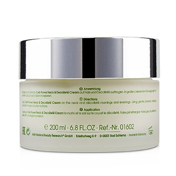 BioChange Anti-Ageing Body Care Cell-Power Neck & Decollete Cream  200ml/6.8oz