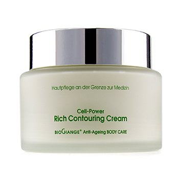 BioChange Anti-Ageing Body Care Cell-Power Rich Contouring Cream  400ml/13.5oz