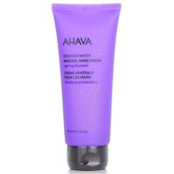 Deadsea Water Mineral Hand Cream - Spring Blossom  100ml/3.4oz