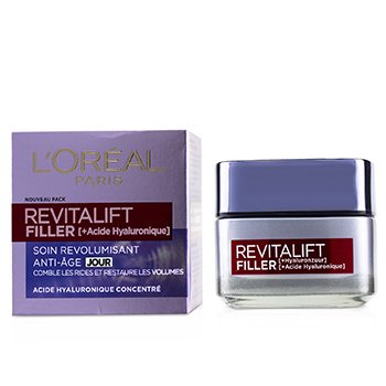 Revitalift Filler Revolumizing Anti-Aging Day Cream (With Concentrated Hyaluronic Acid)  50ml/1.7oz