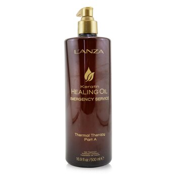 Keratin Healing Oil Emergency Service Thermal Therapy - # Part A  500ml/16.9oz