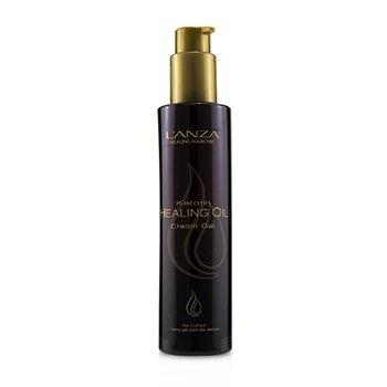 Keratin Healing Oil Cream Gel (Control 7)  200ml/6.8oz