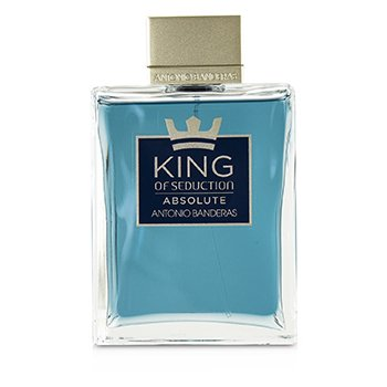 King Of Seduction Absolute Eau De Toilette Spray  200ml/6.8oz