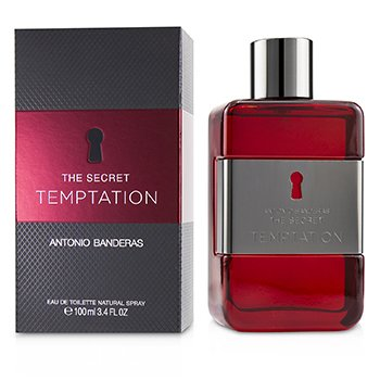 The Secret Temptation Eau De Toilette Spray  100ml/3.4oz