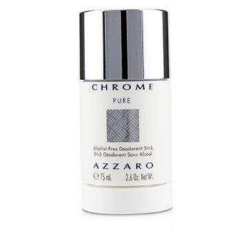Chrome Pure Deodorant Stick 75ml/2.6oz