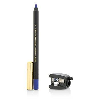 Dessin Du Regard Waterproof High Impact Color Eye Pencil  1.2g/0.04oz