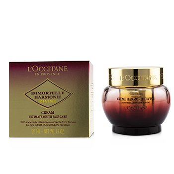 Immortelle Divine Harmony Cream - Ultimate Youth Face Care 50ml/1.7oz