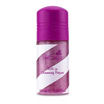 Pink Sugar Roll On Shimmering Perfume 50ml/1.69oz