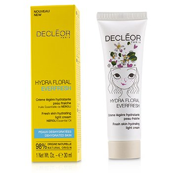 Hydra Floral Everfresh Fresh Skin Hydrating Light Cream - For Dehydrated Skin  30ml/1oz