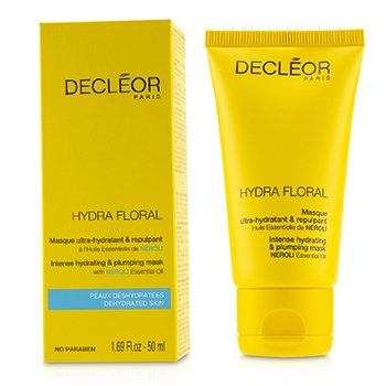 Hydra Floral Neroli Intense Hydrating & Plumping Mask - For Dehydrated Skin  50ml/1.69oz