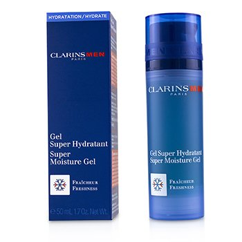 Men Super Moisture Gel (New Packaging)  50ml/1.7oz
