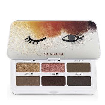 Ready In A Flash Eyes & Brows  Palette (4x Eyeshadow, 2x Brow)  7.6g/0.2oz