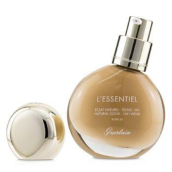 L'Essentiel Natural Glow Foundation 16H Wear SPF 20  30ml/1oz