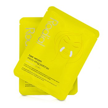 Bee Venom Micro Sting Patches 4 Sachet Pack  4x2patches