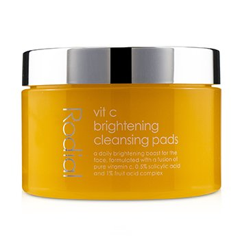 Vit C Brightening Cleansing Pads  50pads