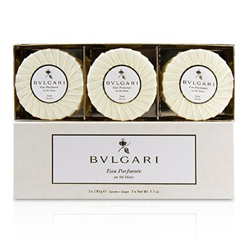 Eau Parfumee Au The Blanc Soap  3x150g/5.3oz