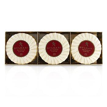 Eau Parfumee Au The Rouge Soap  3x150g/5.3oz