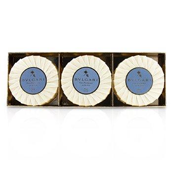 Eau Parfumee Au The Bleu Мыло  3x150g/5.3oz