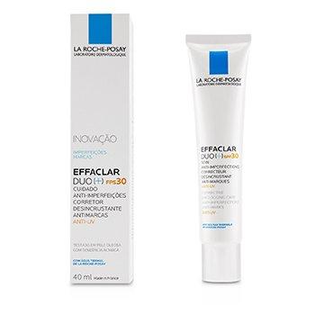 Effaclar Duo (+) Corrective Unclogging Care Anti-Imperfections Anti-Marks SPF 30  40ml/1.35oz