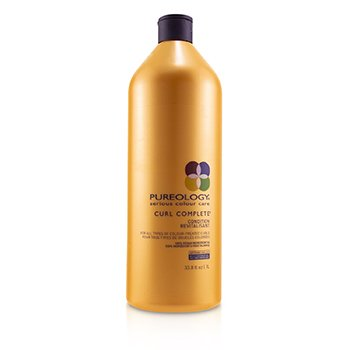 Curl Complete Condition (For All Types of Colour-Treated Curls)  1000ml/33.8oz