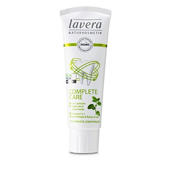 Toothpaste (Complete Care) - With Organic Mint & Sodium Fluoride  75ml/2.5oz