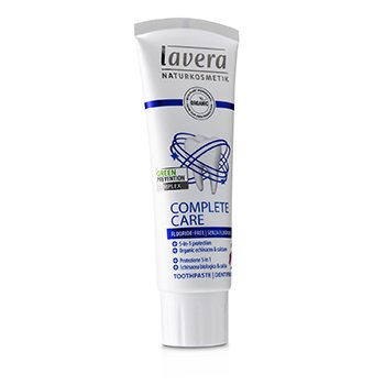 Toothpaste (Complete Care) - With Organic Echinacea & Calcium (Fluoride-Free)  75ml/2.5oz