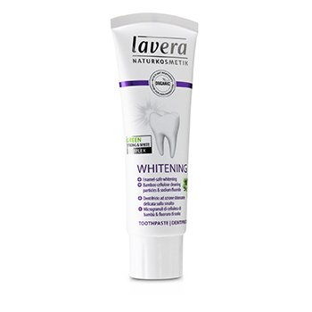 Toothpaste (Whitening) - With Bamboo Cellulose Cleaning Particles & Sodium Fluoride  75ml/2.5oz
