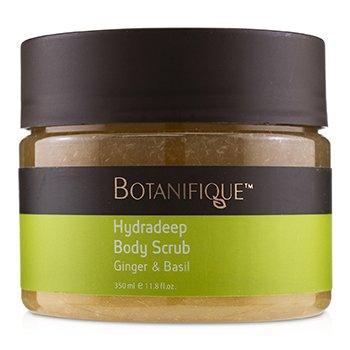 Hydradeep Body Scrub - Ginger & Basil  350ml/11.8oz