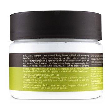 Hydrafine Body Butter - Green Tea & Verbena  350ml/11.8oz