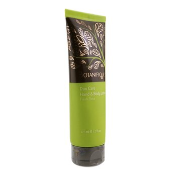 Duo Care Hand & Body Lotion - Fresh Flora 125ml/4.2oz