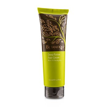 Deep Fusion Foot Cream - Mint & Eucalyptus  125ml/4.2oz