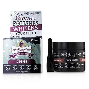 Activated Charcoal Whitening Tooth Powder - Cinnamon  30g/1.06oz