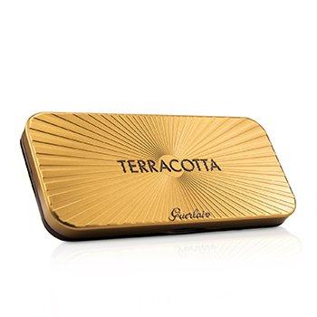 Terracotta Contour And Glow Face Palette  19.5g/0.66oz