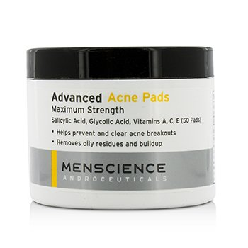 Advanced Acne Pads (Exp. Date: 02/2020)  50pads