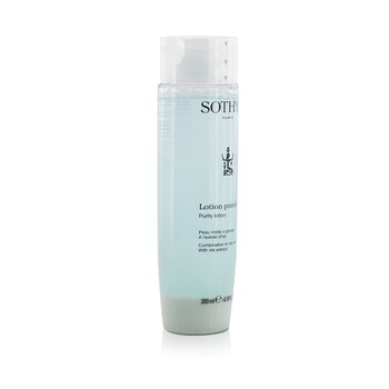 Purity Lotion - For Combination to Oily Skin , With Iris Extract  200ml/6.76oz